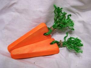 Sisal Carrots